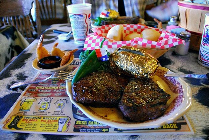 Big Texan Steakhouse sur la Route 66