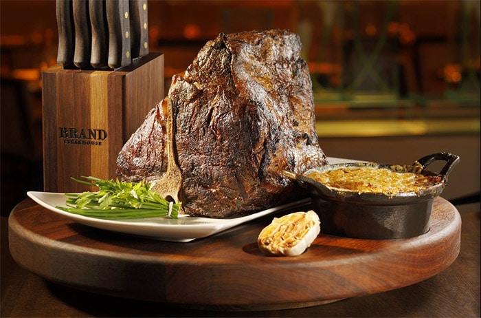 Brand Steakhouse à Las Vegas