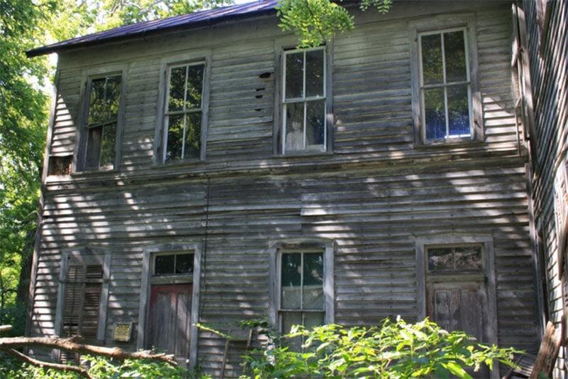 maison inconnue illinois randolph