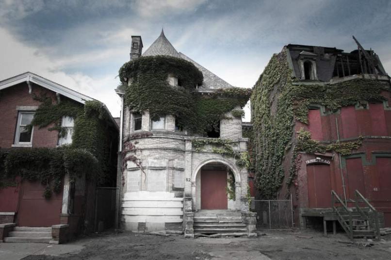 temple haunted mansion detroit michigan