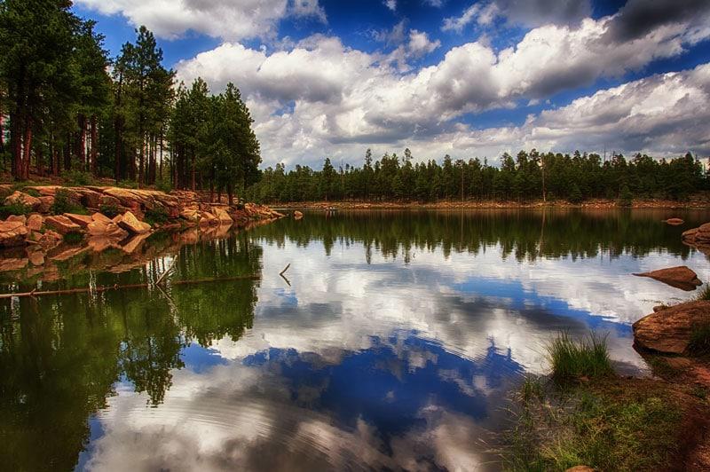 Canyon Lake Apache Trail Scenic Drive Arizona