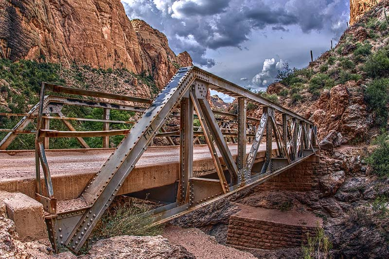 Fish Creek Apache Trail