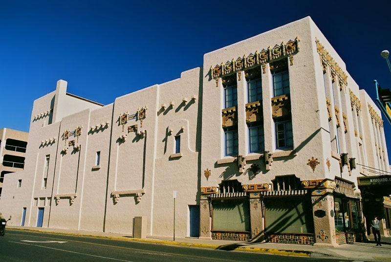 Kimo Theatre à Albuquerque Nouveau Mexique