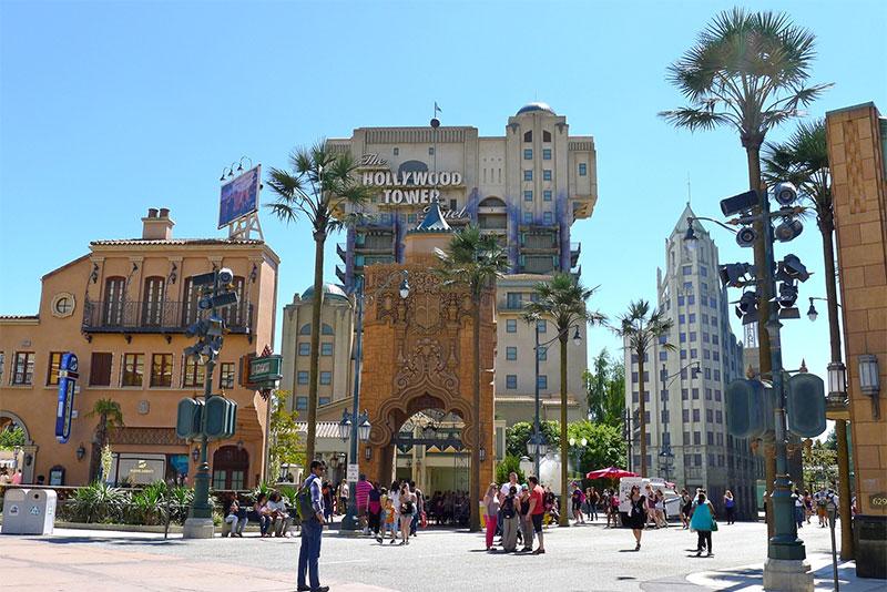 Walt Disney Studios à Paris