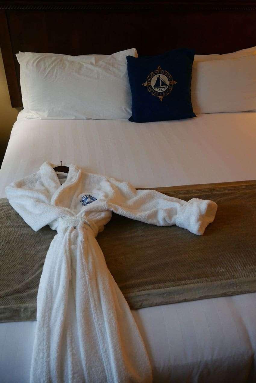 Lit et Peignoir Salem Waterfront Hotel