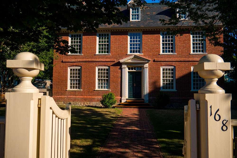 Manoir à Salem