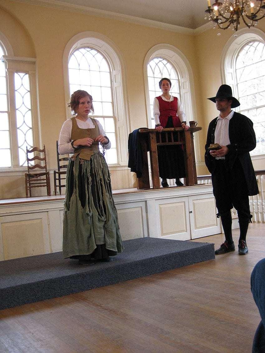 Procès des sorcières de Salem