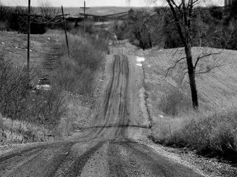 Seven Sisters Hill dans le Nebraska