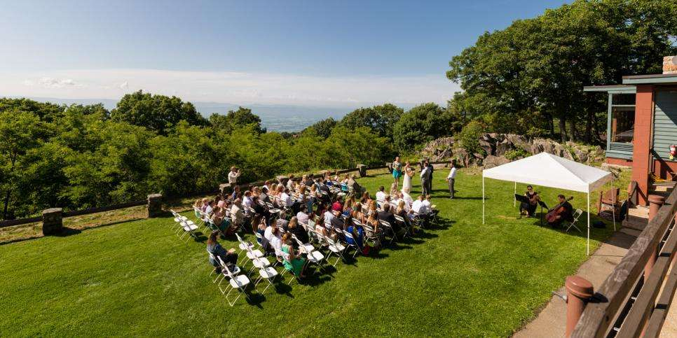 Mariage à Shenandoah