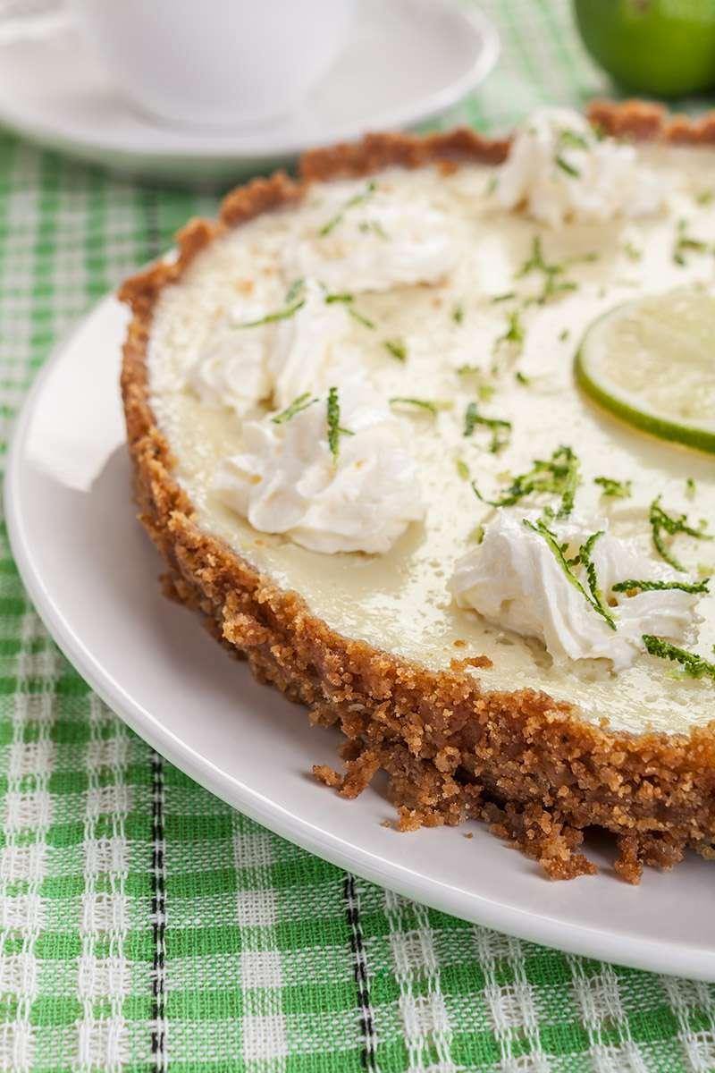 Recette de la meilleure Key Lime Pie