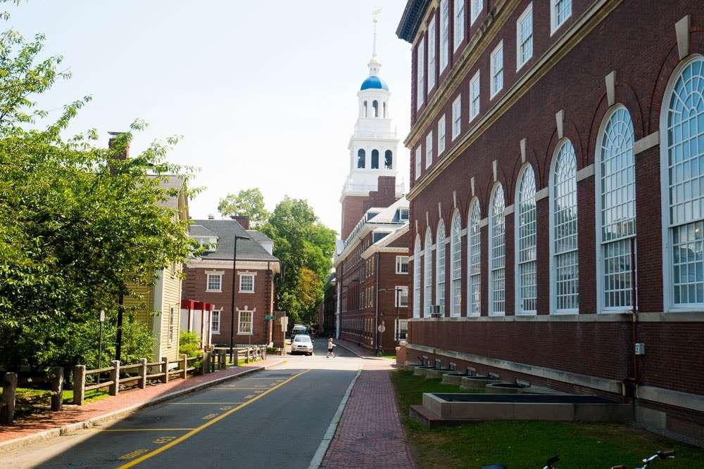 Rue de Harvard