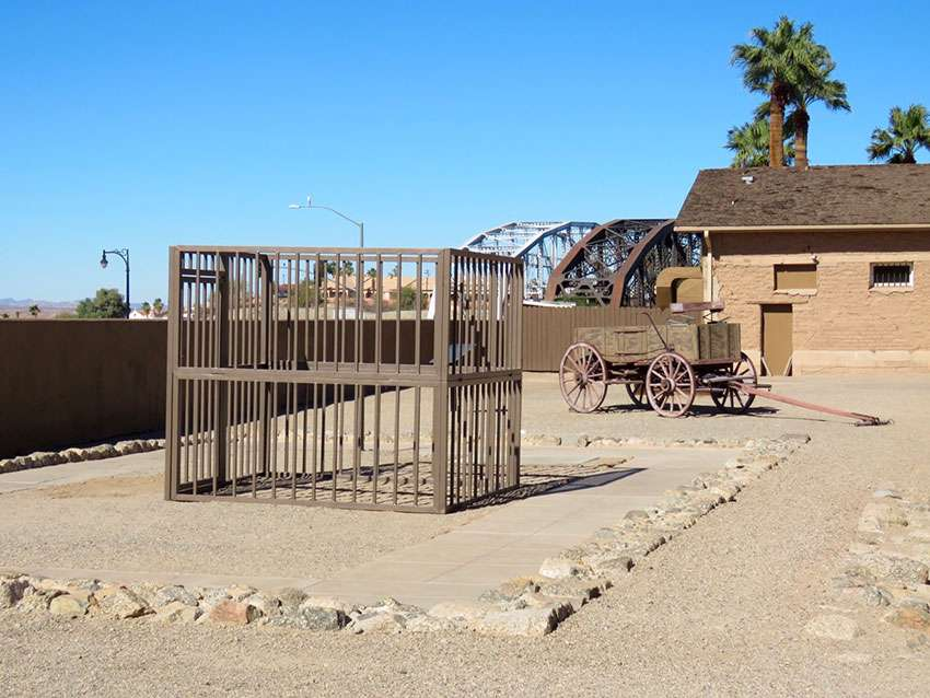 Arizona Yuma Territorial Prison