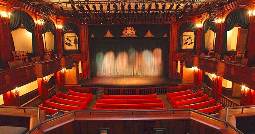Caroline du Sud Dock Street Theatre