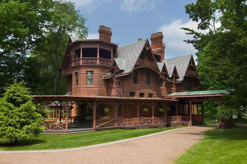 Connecticut Mark Twain House