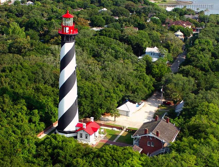 Floride Saint Augustine Lighthouse