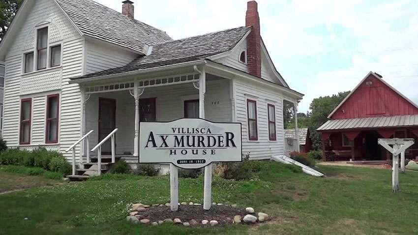 Iowa Villisca Ax Murder House