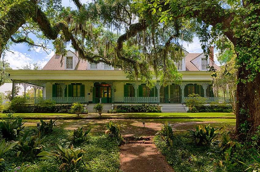 Louisiane Myrtles Plantation