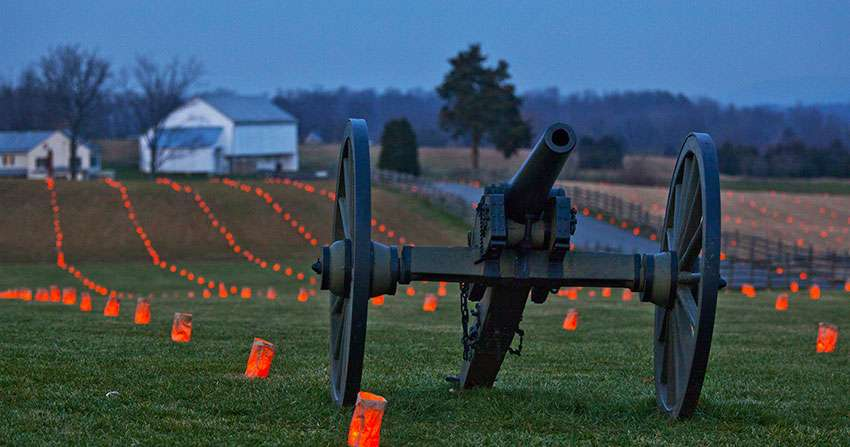 Maryland Antietam National Battlefield