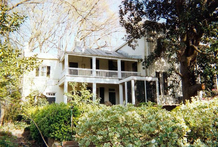 Mississippi McRaven House