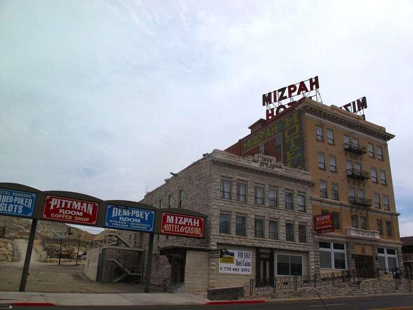 Nevada Mizpah Hotel