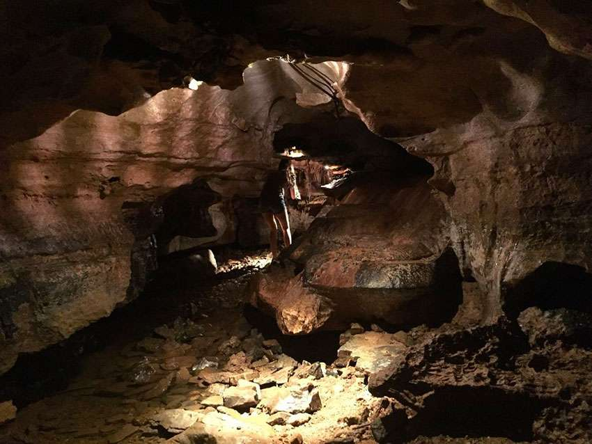 Tennessee Bell Witch Cave