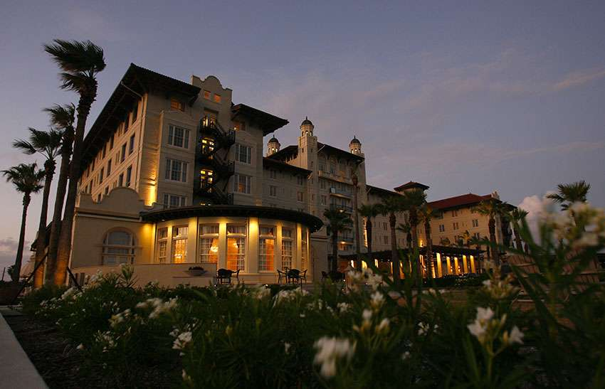Texas Hotel Galvez