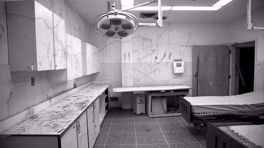 Utah Old Tooele Hospital